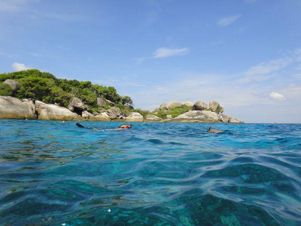 SIMILAN 群岛-1