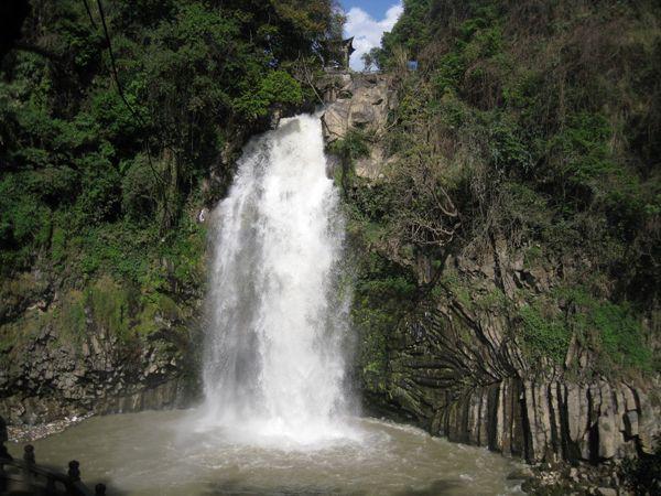 疊水河瀑布-1