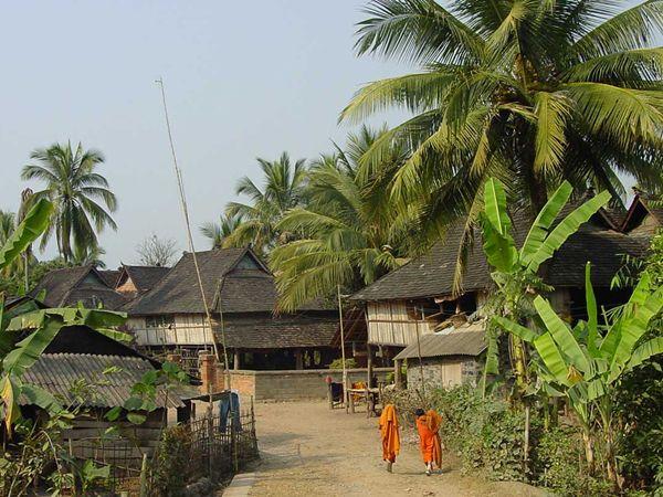 版納傣族原始村寨2-2
