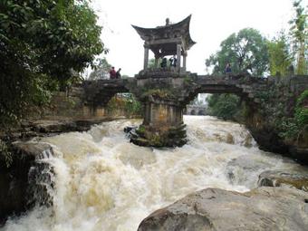 叠水河瀑布2-2
