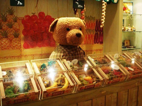泰迪熊博物館-1
