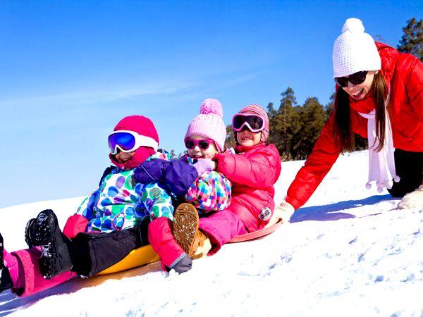 沣峪庄园滑雪场