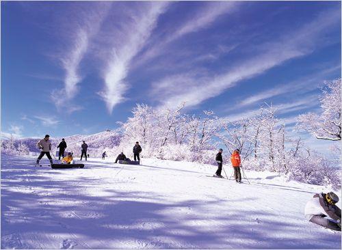 熊城滑雪场