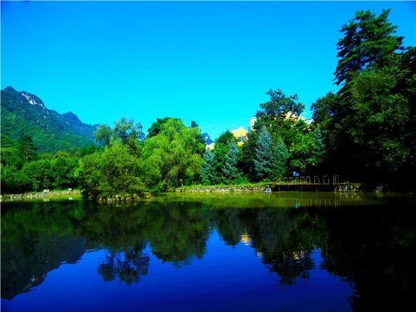 朱雀国家森林公园