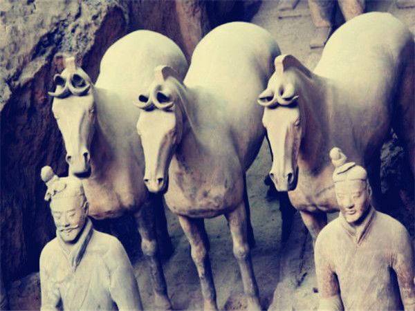 秦始皇帝陵博物院(兵馬俑)