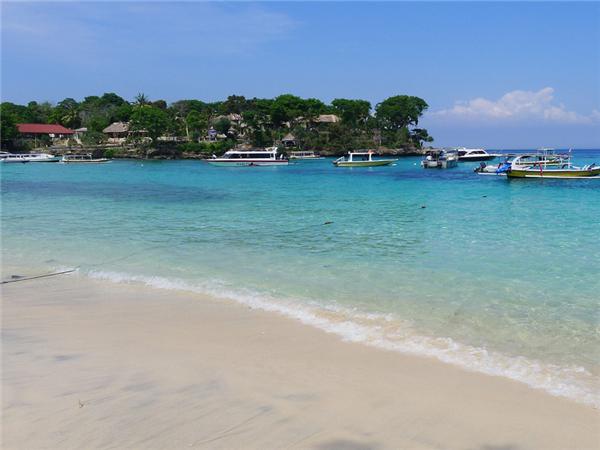 巴厘岛蓝梦岛
