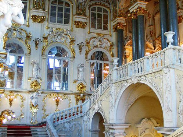 国立埃尔米塔什博物馆—冬宫2-2