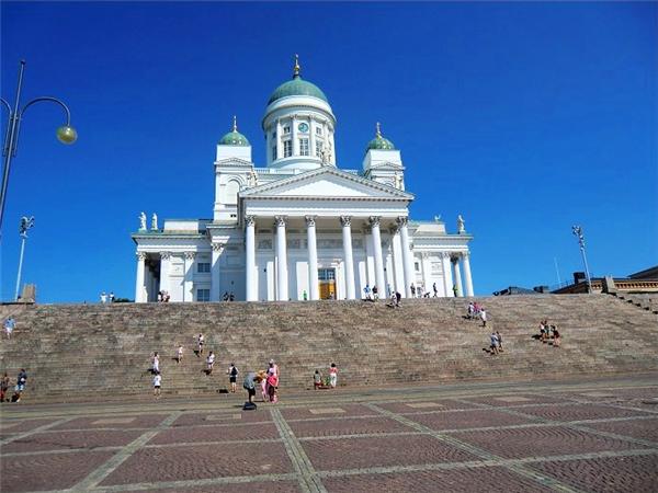 赫爾辛基大教堂1