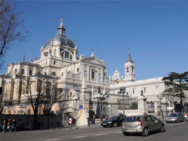 马德里皇宫1