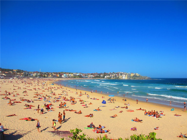 邦代海滩1