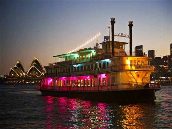悉尼晚餐游船