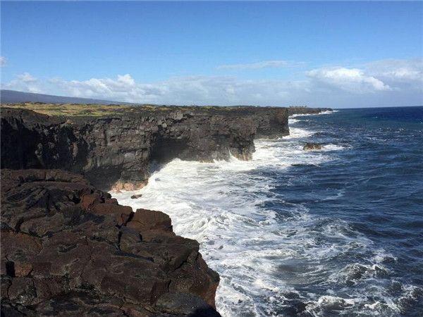 夏威夷火山国家公园封面3