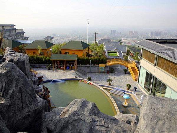 臨潼芷陽湖溫泉