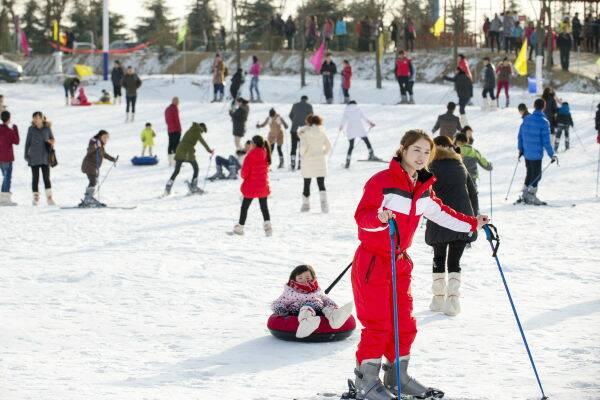 渭南必捷滑雪场