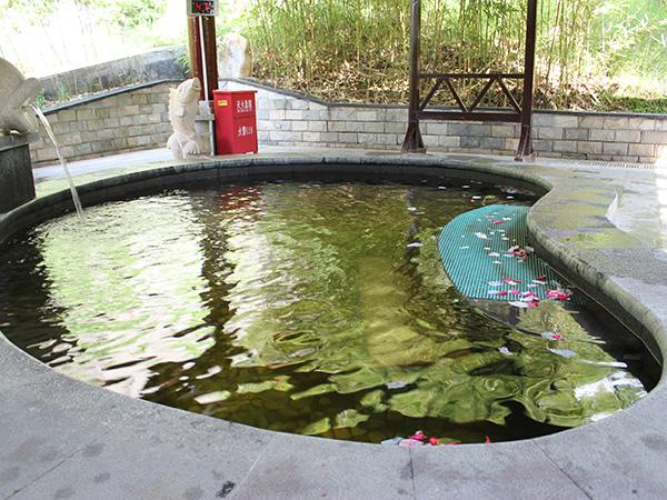 湯峪天潭溫泉