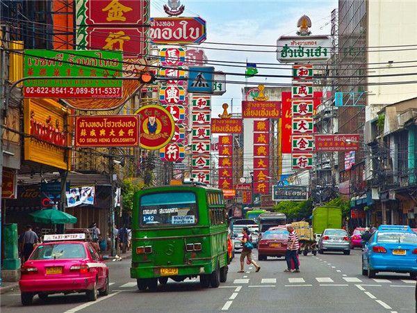 曼谷唐人街1