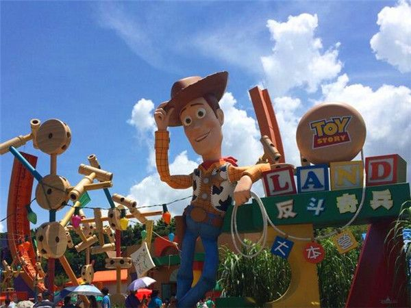 香港迪士尼樂園6
