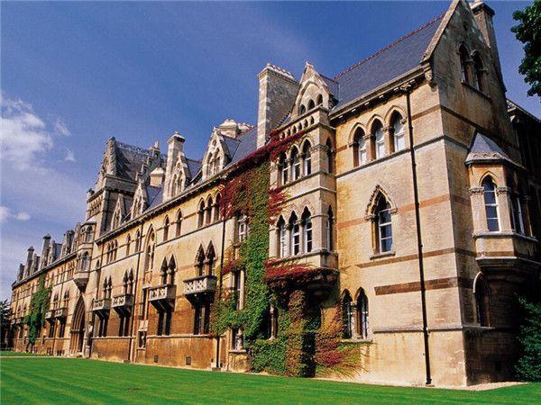 牛津大学城