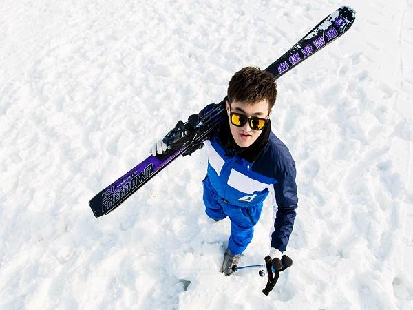 袁家村必捷滑雪场