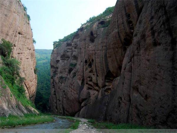 灵宝峡景区