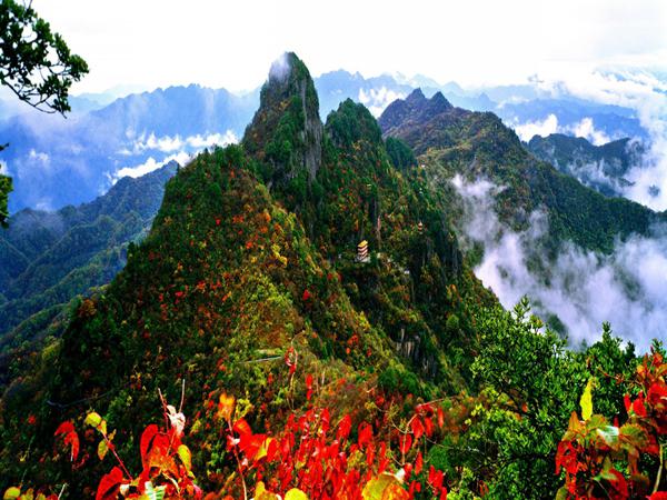 南宫山国家森林公园