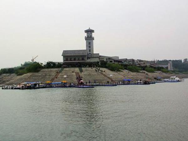 <丹江沧浪海旅游港、太极峡2日游>