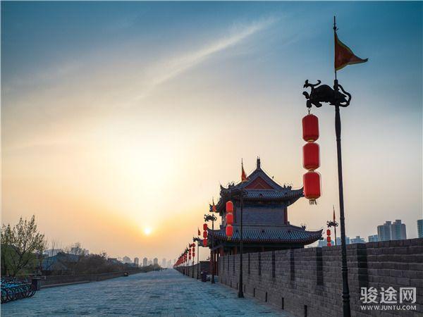 0180046-20380695-陕西西安城墙