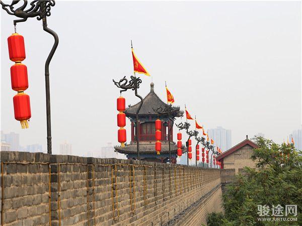 0180047-24616369-陕西西安城墙