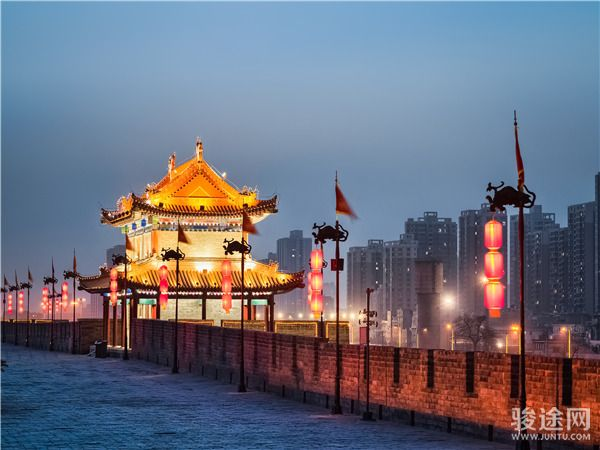 0180080-31701842-陕西西安城墙
