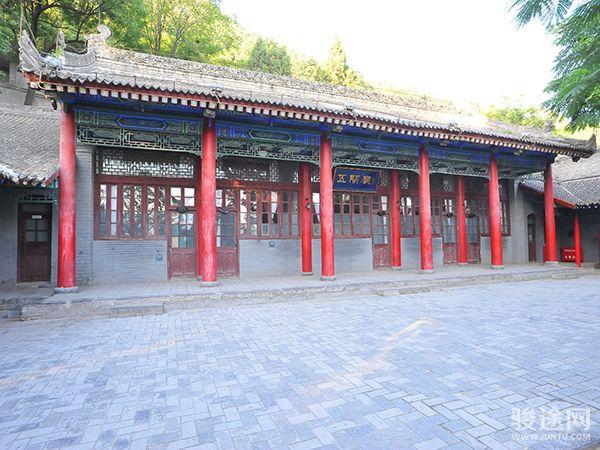 华清宫五间厅
