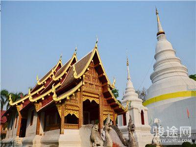 0129220-24805997-泰国清迈白庙
