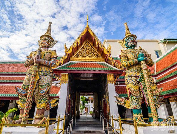 泰国曼谷雕像_副本