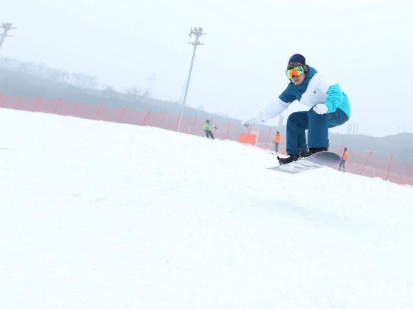 照金国际滑雪场