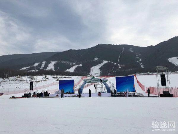 太白鳌山滑雪场