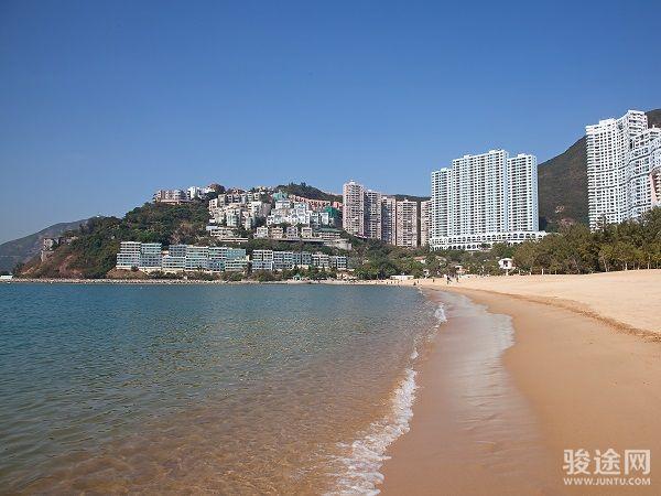 0182009-11972209-香港浅水湾-白-远-无
