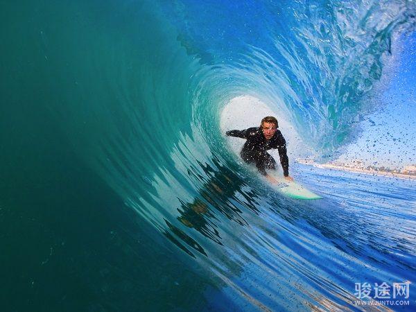 0046256-11946025-美国夏威夷冲浪