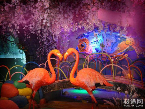 西安太奥幻太奇海洋馆