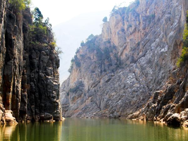 郑国渠文化风景区