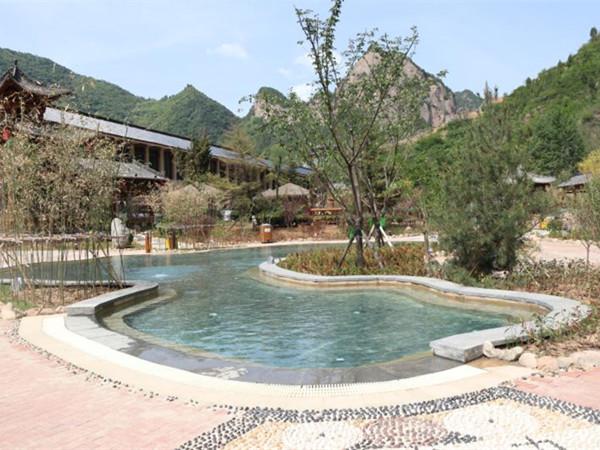 九龙山温泉