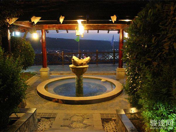 汤峪天潭温泉