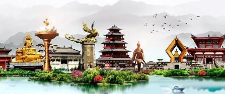 陕西大西线旅游年卡