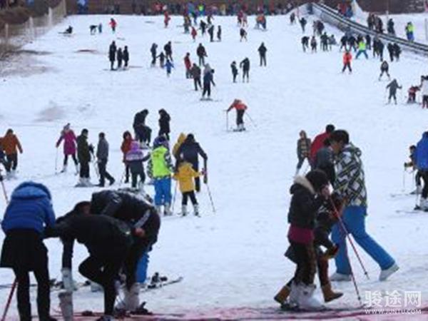 望海楼滑雪场