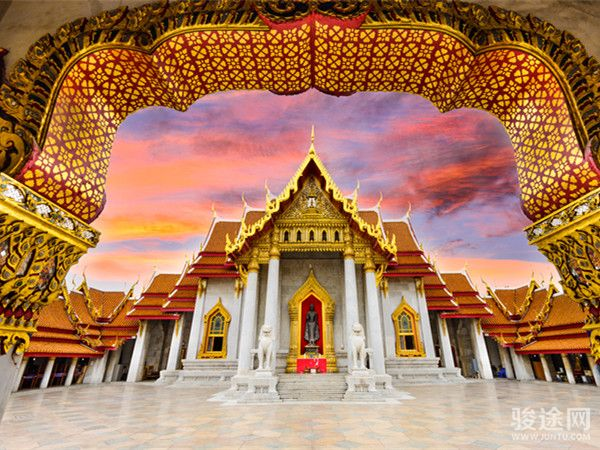 (春节)泰国盛宴升级版.曼.芭 沙美岛5晚7日游(狮航)
