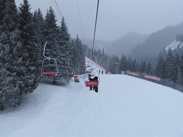 丝绸之路国际滑雪场