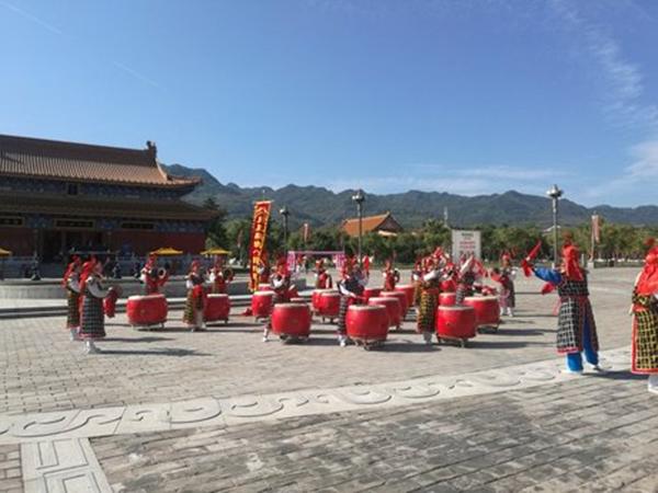 樓觀臺國家森林公園景區