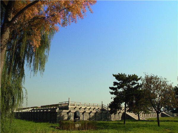 大明宫遗址公园景区