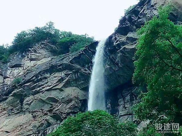 青峰峡景区