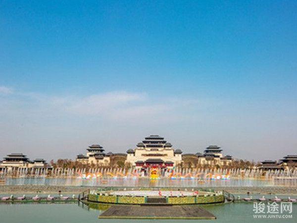 兴汉胜境景区