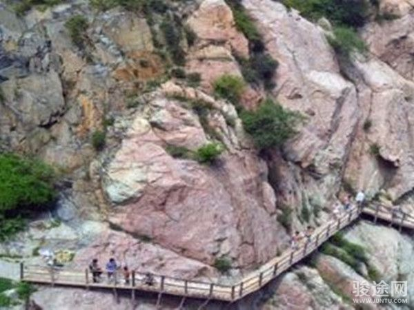 神潭大峡谷景区