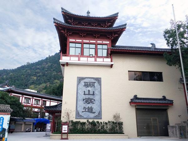 华清宫-骊山索道